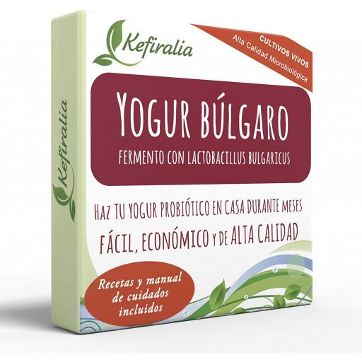 Yogur Búlgaro, Fermento Tradicional