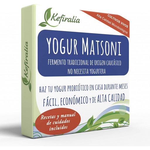 Yogur Matsoni, Fermento Tradicional